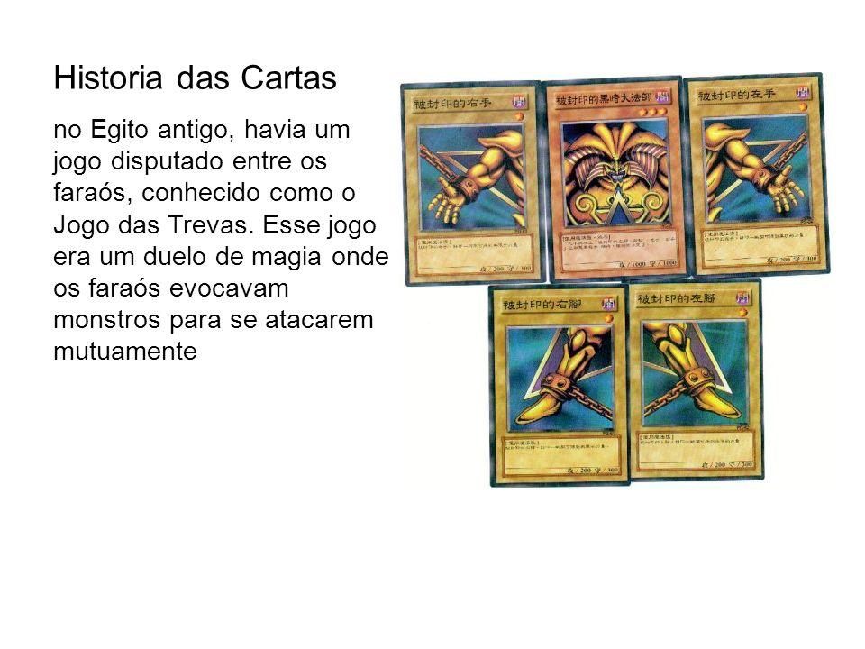 Historia das Cartas