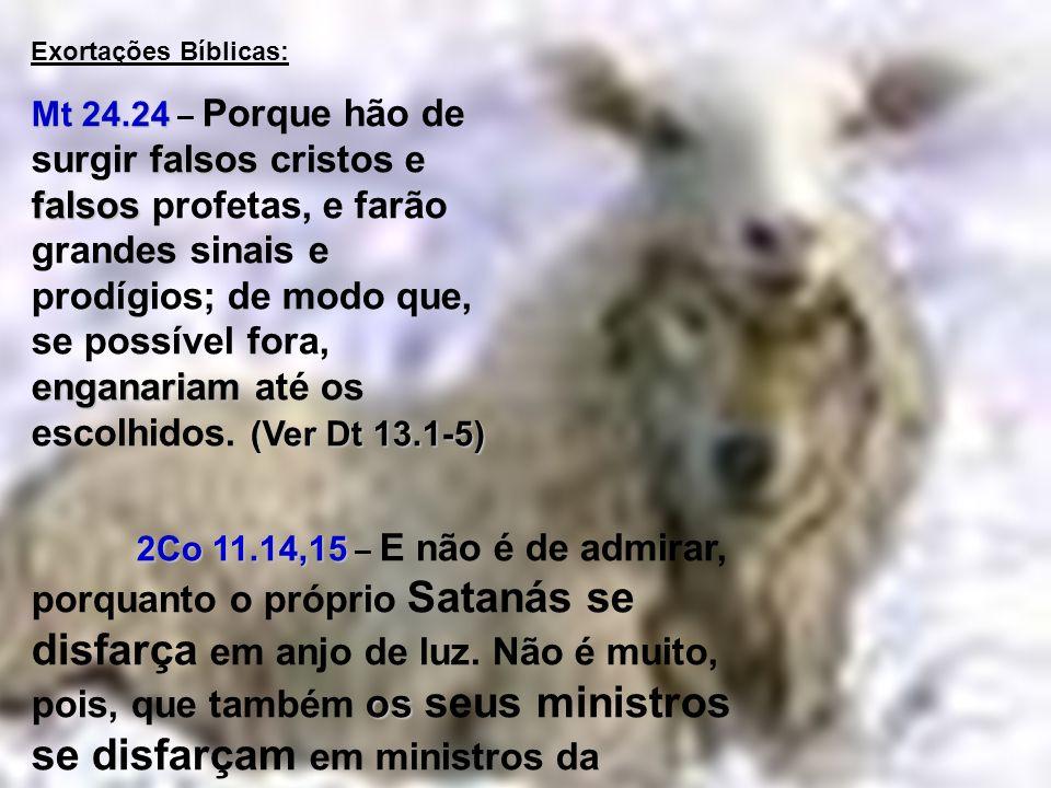 Exortações Bíblicas:
