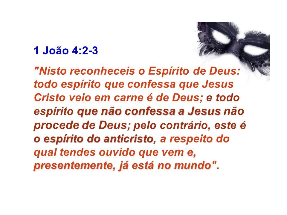 1 João 4:2-3