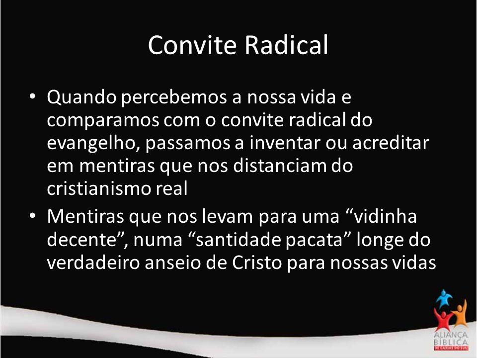 Convite Radical