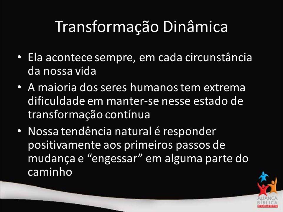 Transformação Dinâmica