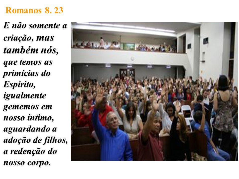 Romanos 8. 23