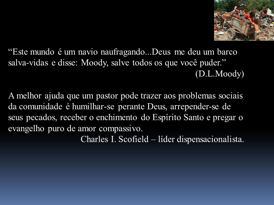 Charles I. Scofield – líder dispensacionalista.