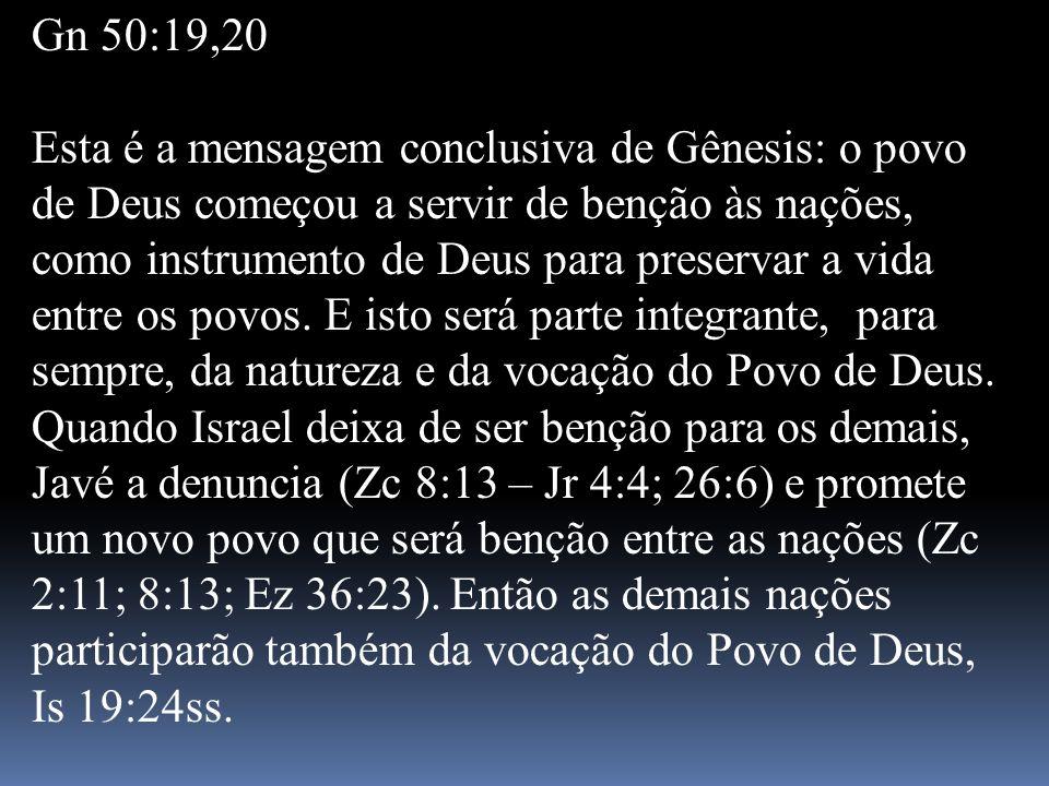 Gn 50:19,20