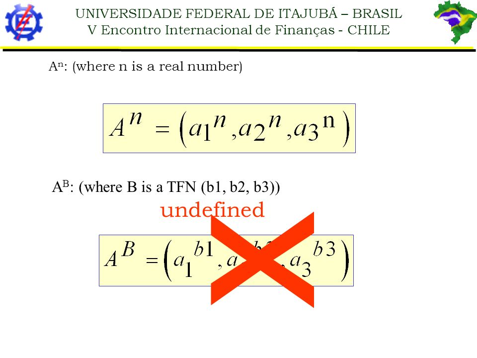 x undefined AB: (where B is a TFN (b1, b2, b3))