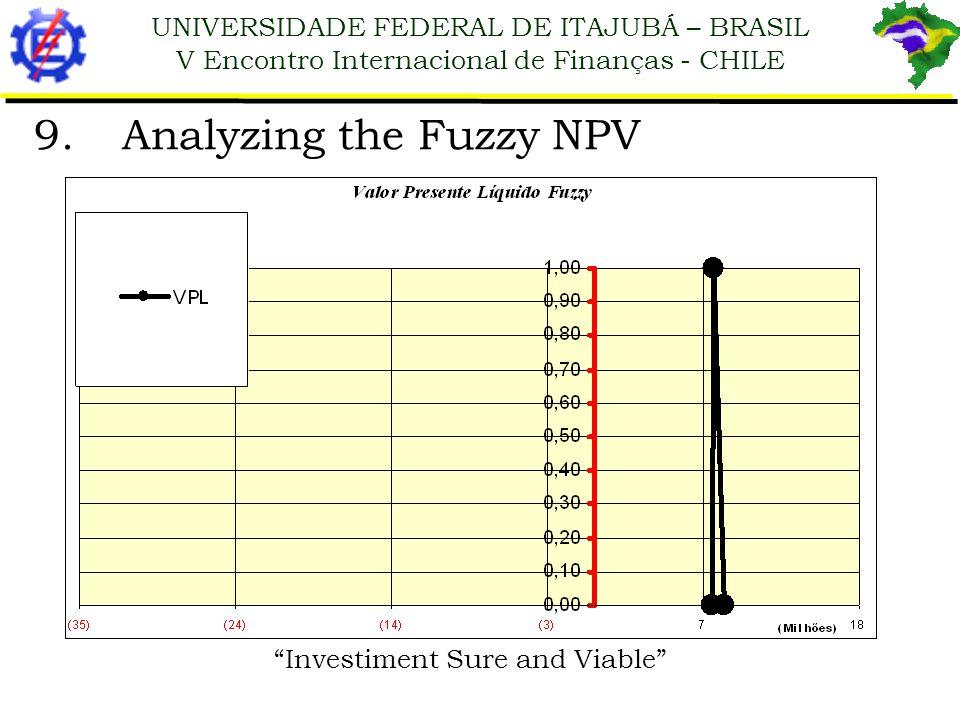 Analyzing the Fuzzy NPV