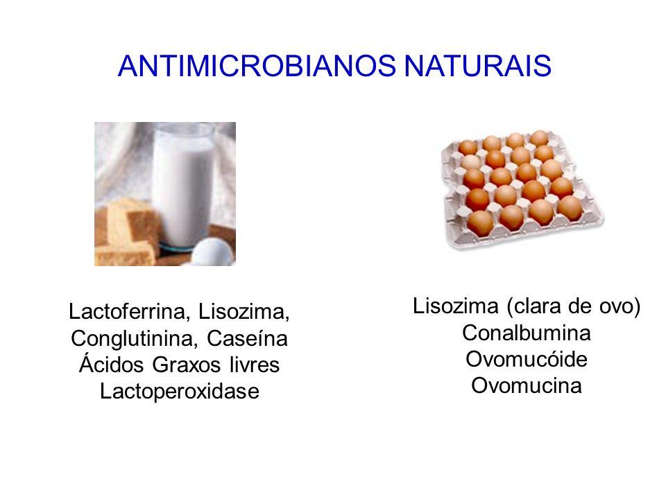 ANTIMICROBIANOS NATURAIS