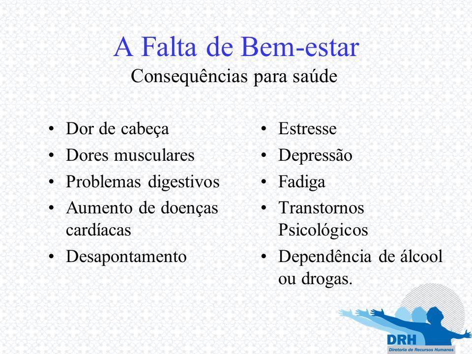 Consequências para saúde