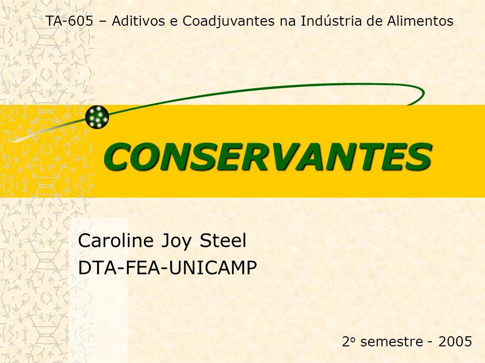 Caroline Joy Steel DTA-FEA-UNICAMP