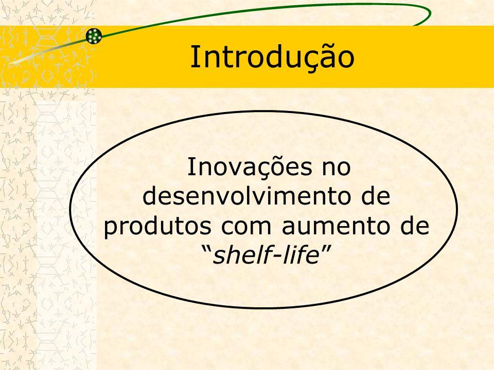 Inovações no desenvolvimento de produtos com aumento de shelf-life