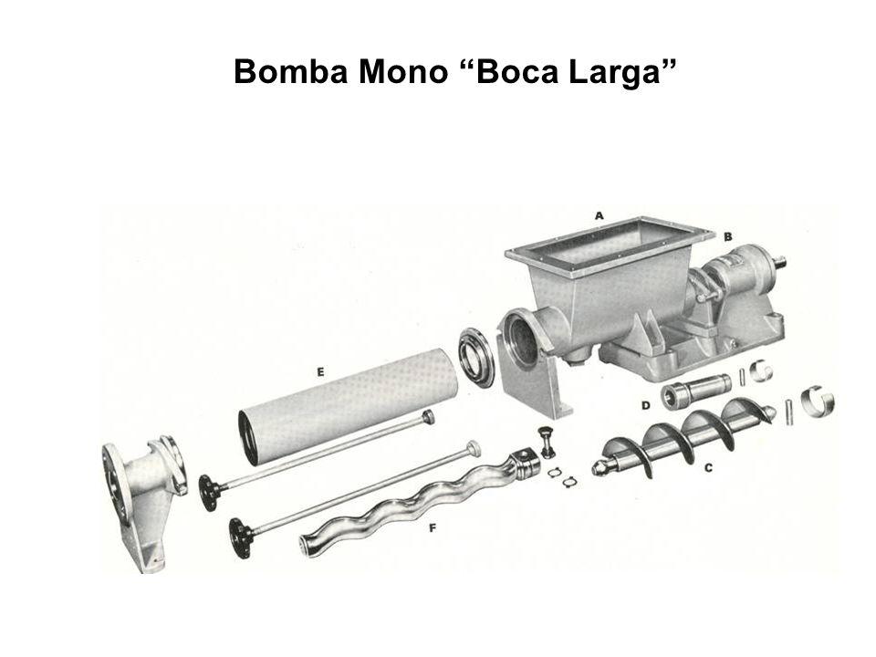 Bomba Mono Boca Larga