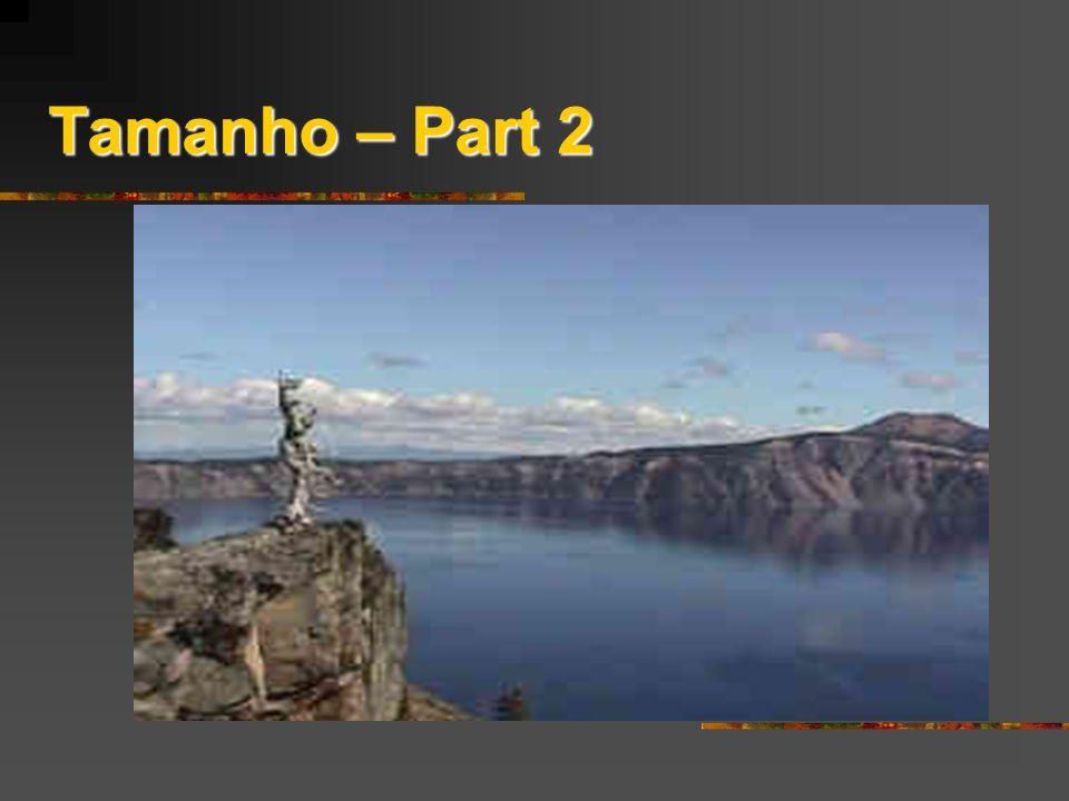Tamanho – Part 2 Jane's Power Points! 1. Better