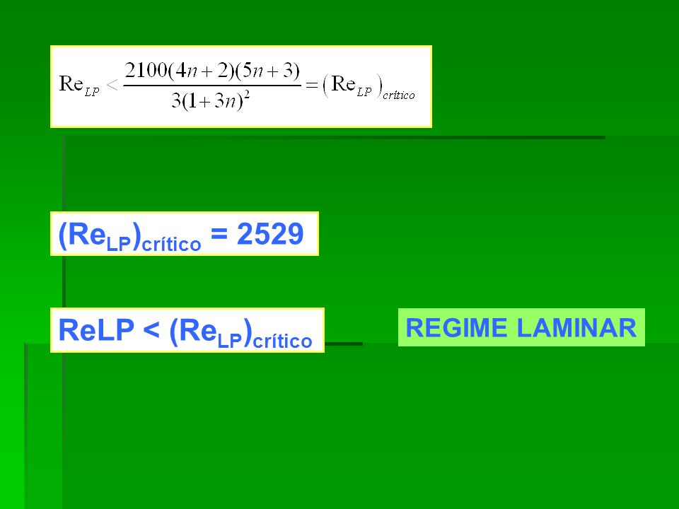 ReLP < (ReLP)crítico