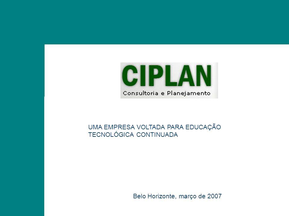 Belo Horizonte, março de 2007