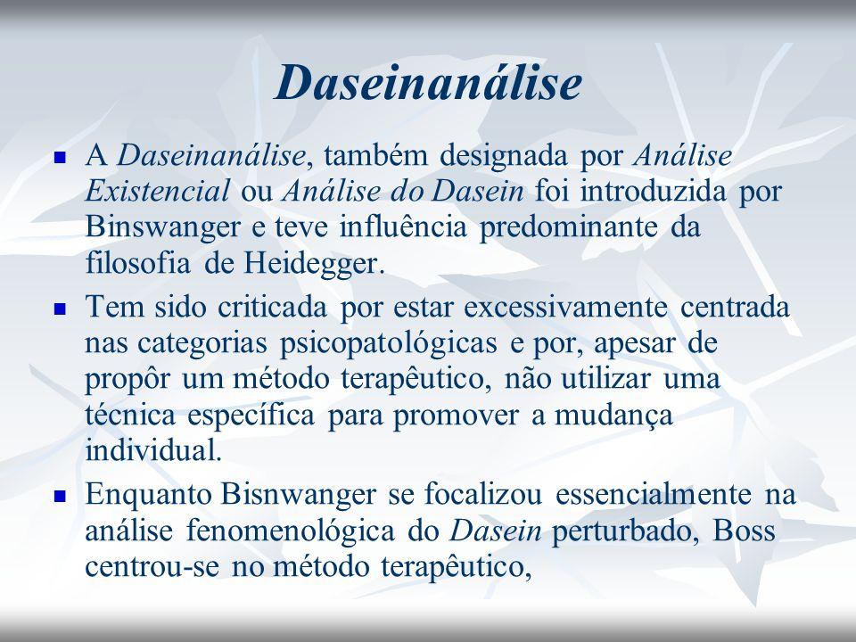 Daseinanálise