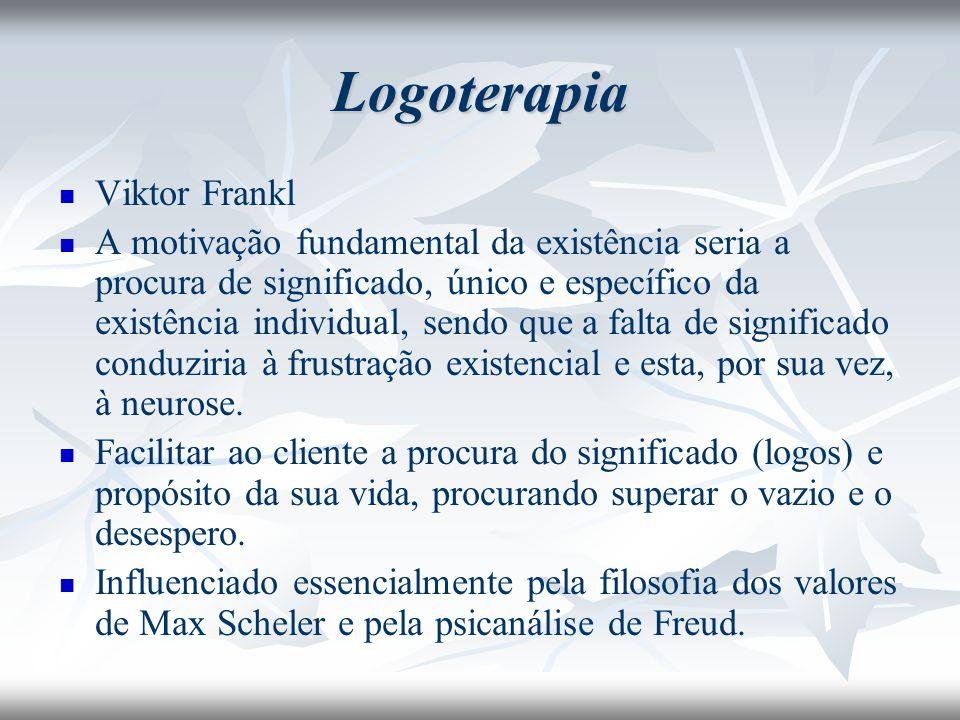 Logoterapia Viktor Frankl