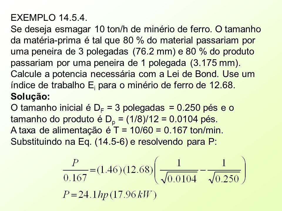 EXEMPLO 14.5.4.