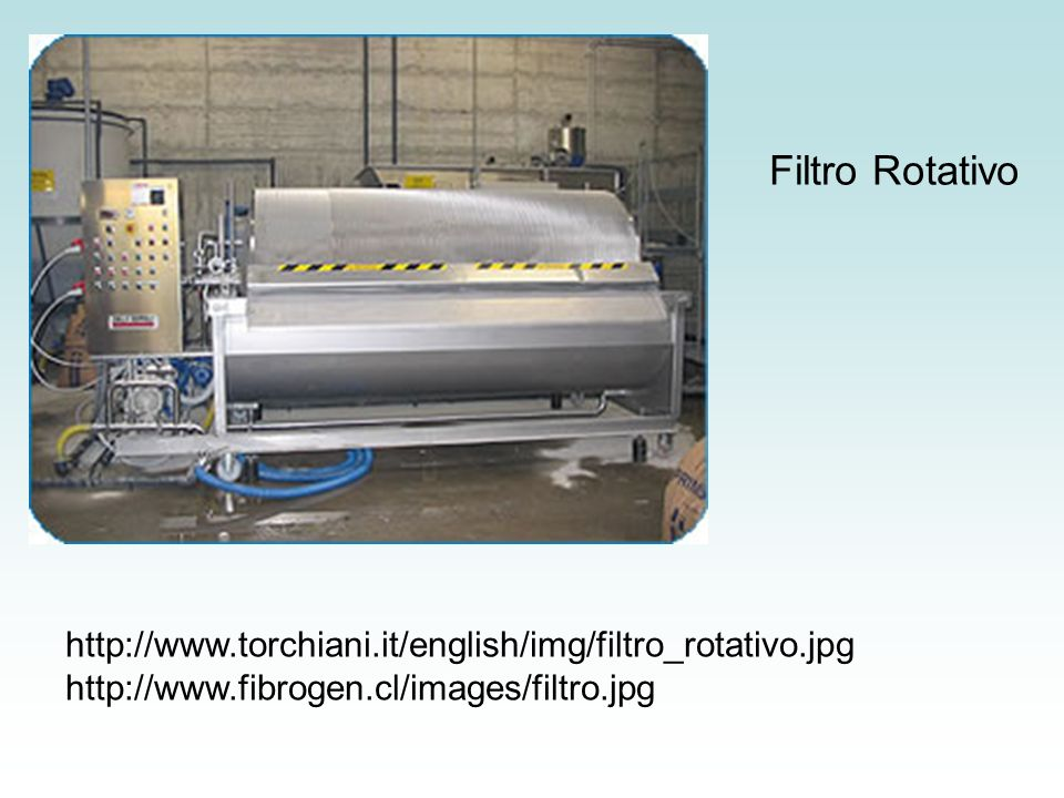 Filtro Rotativo http://www.torchiani.it/english/img/filtro_rotativo.jpg.