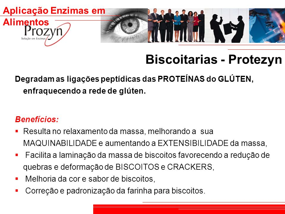 Biscoitarias - Protezyn