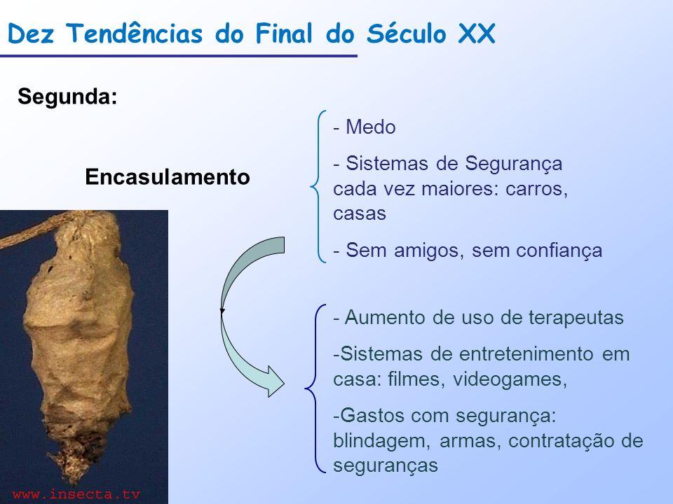 Dez Tendências do Final do Século XX