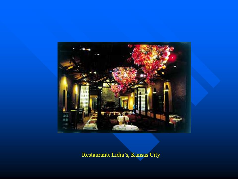 Restaurante Lidia's, Kansas City