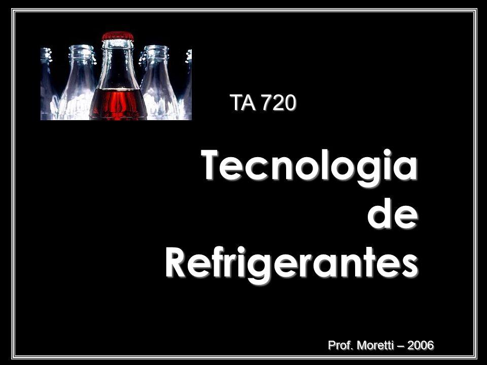 Tecnologia de Refrigerantes