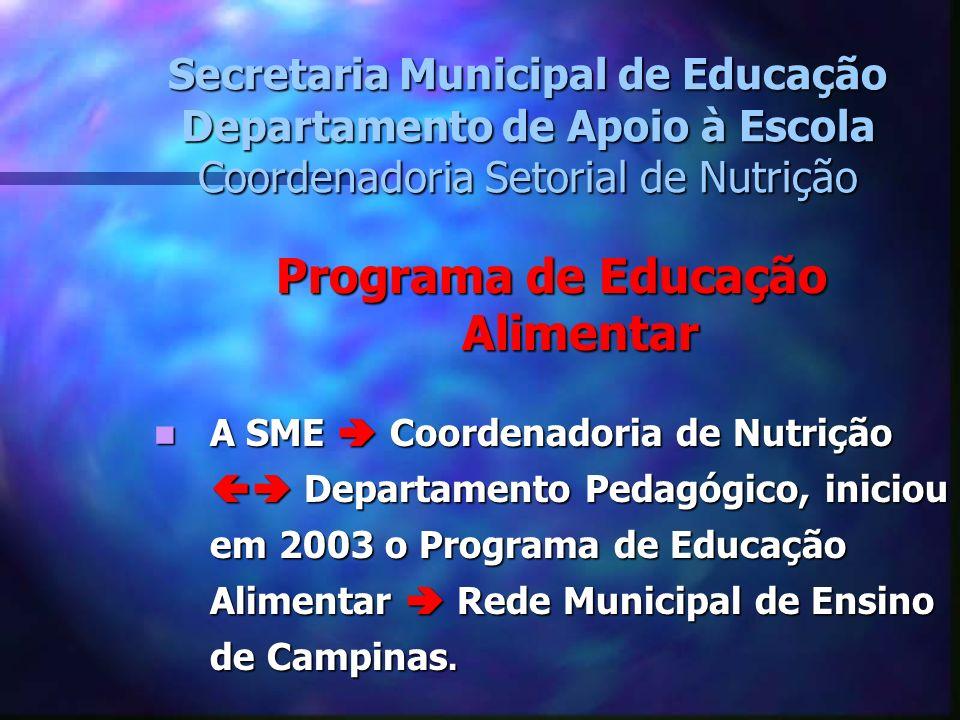 Programa de Educação Alimentar