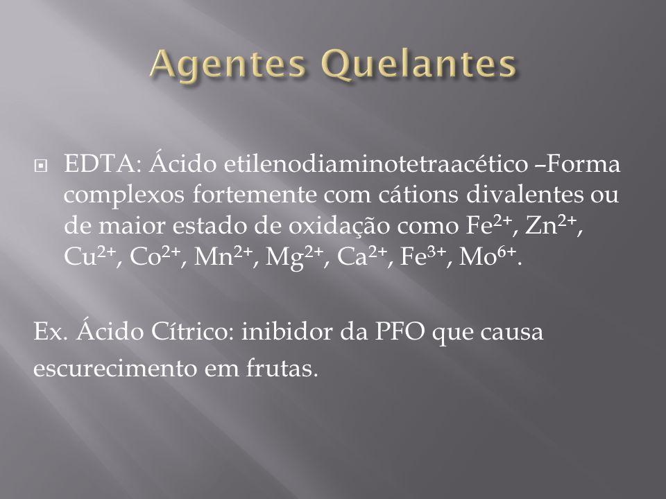 Agentes Quelantes