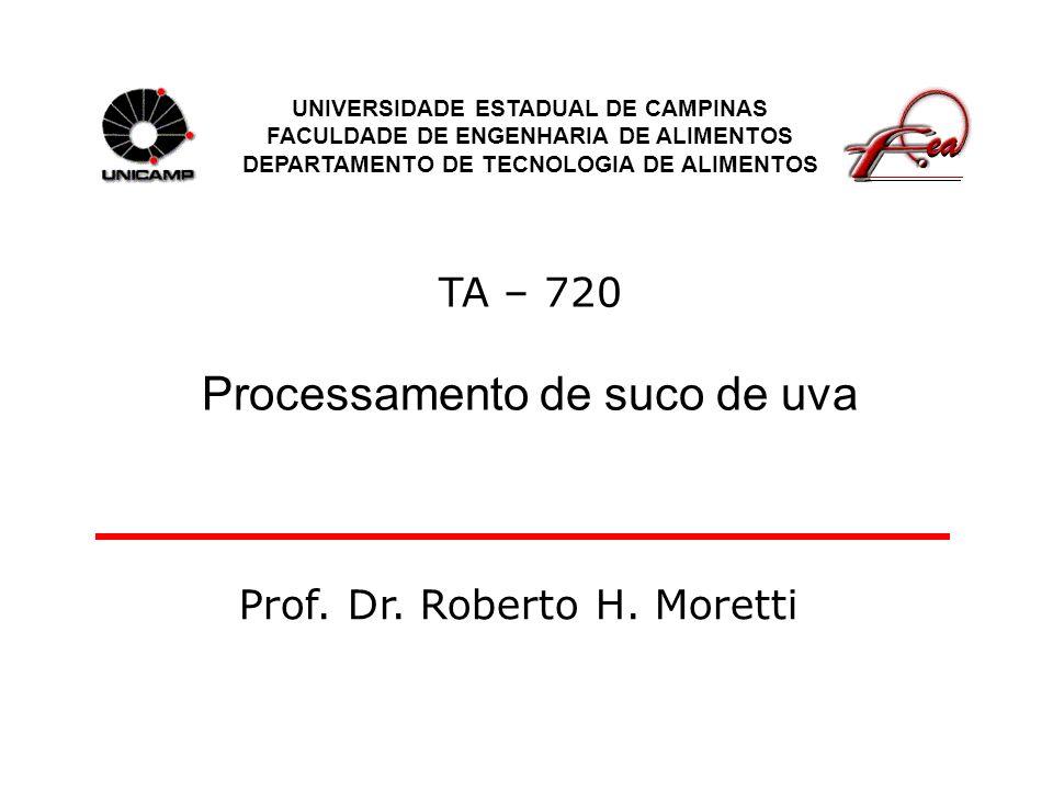 DEPARTAMENTO DE TECNOLOGIA DE ALIMENTOS