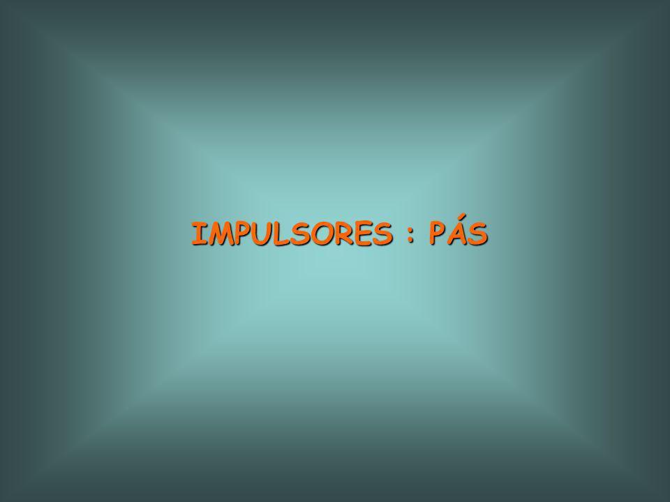 IMPULSORES : PÁS