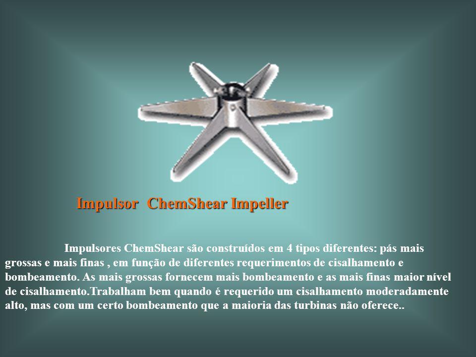 Impulsor ChemShear Impeller