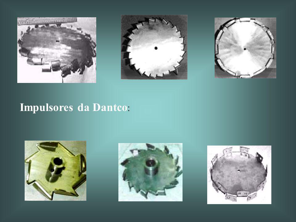 Impulsores da Dantco: