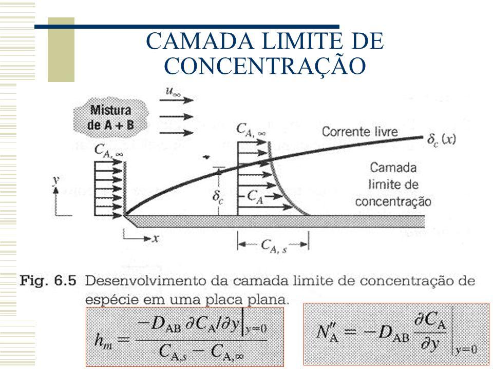 CAMADA LIMITE DE CONCENTRAÇÃO