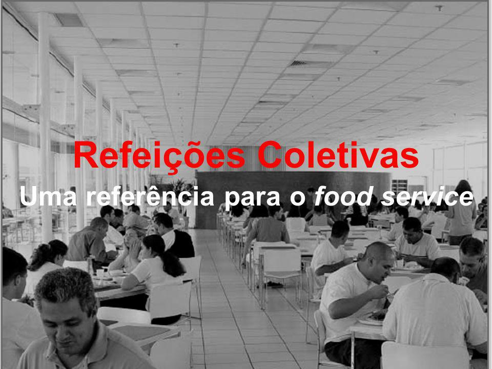 Uma referência para o food service