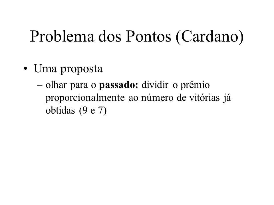 Problema dos Pontos (Cardano)