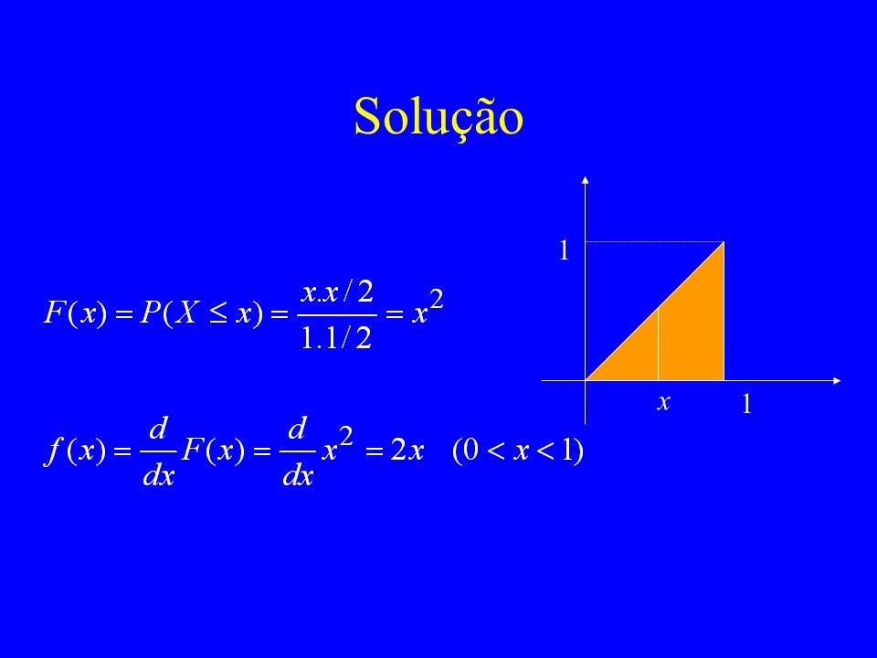 Solução 1 x 1