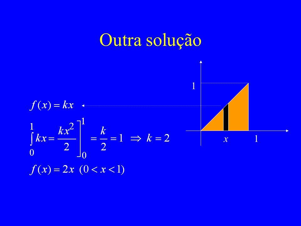 Outra solução 1 x 1
