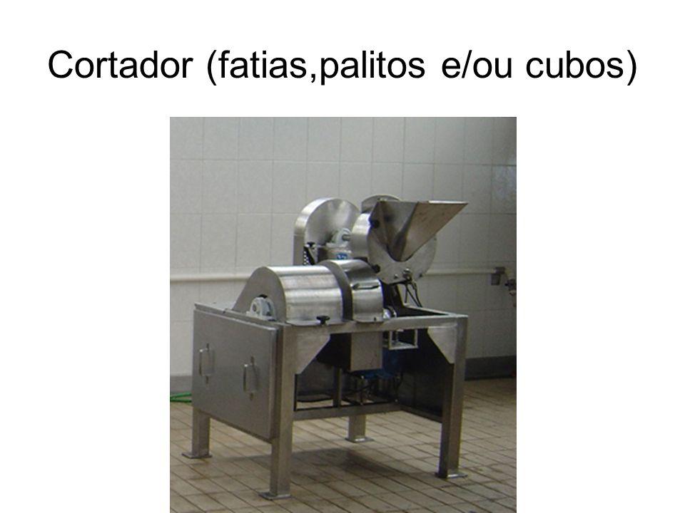Cortador (fatias,palitos e/ou cubos)