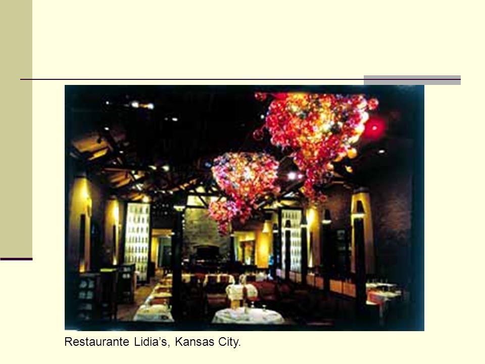 Restaurante Lidia's, Kansas City.