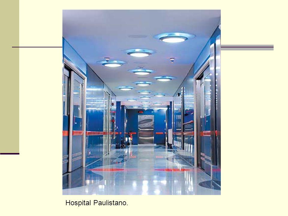 Hospital Paulistano.