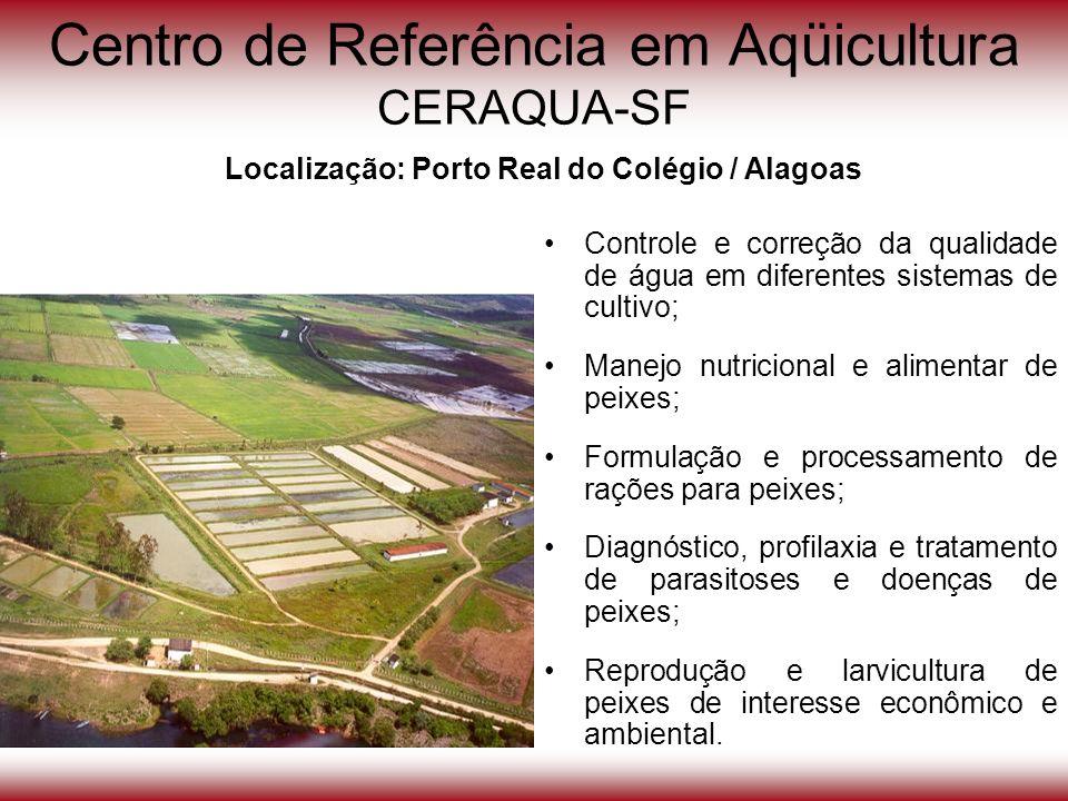 Centro de Referência em Aqüicultura CERAQUA-SF