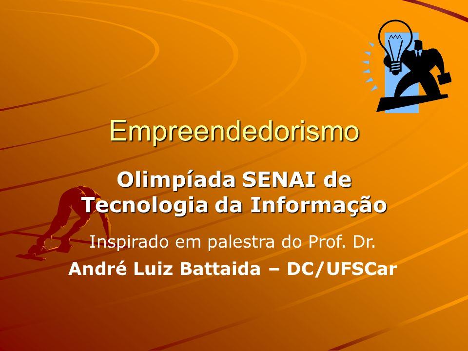 Olimpíada SENAI de Tecnologia da Informação