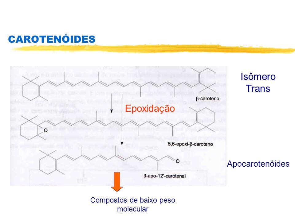 Compostos de baixo peso molecular