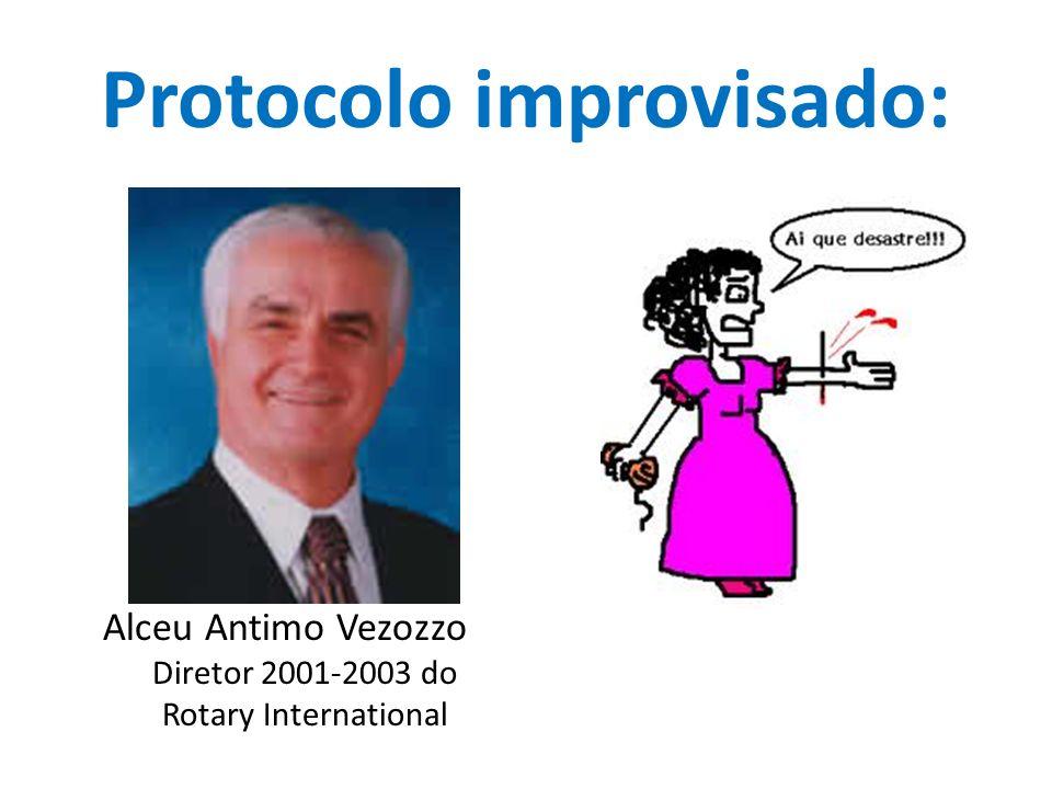 Protocolo improvisado: