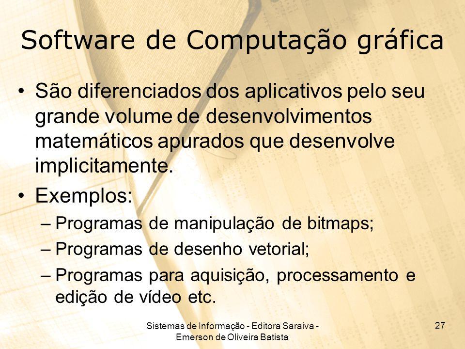 Software de Computação gráfica