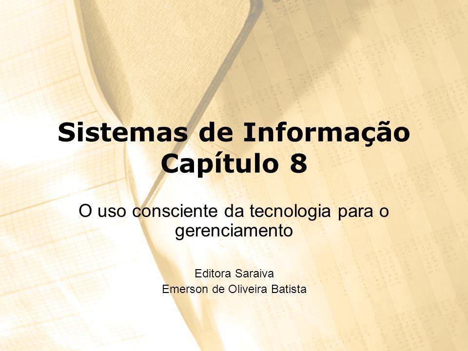 Sistemas de Informação Capítulo 8