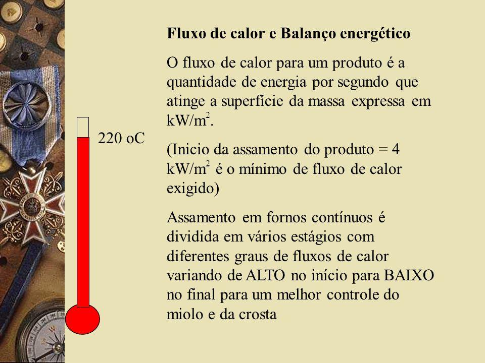 Fluxo de calor e Balanço energético