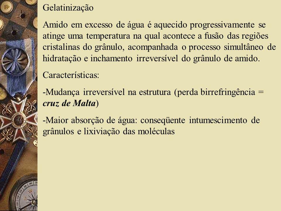Gelatinização