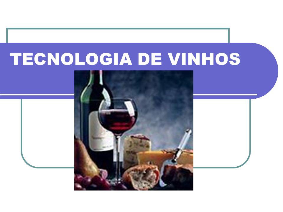 TECNOLOGIA DE VINHOS