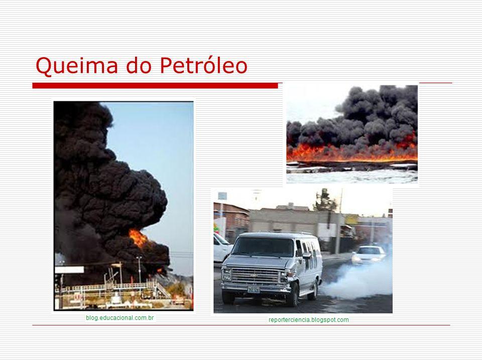 Queima do Petróleo